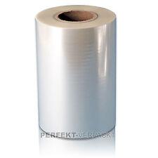 1 Siegelfolie PE transparent 190mm / 250m für Siegelgerät IP190