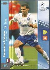 PANINI UEFA CHAMPIONS LEAGUE 2008-09- #111-ZENIT ST PETERSBERG-K ZVRIANOV