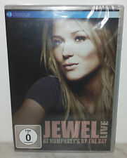 DVD jewel-Live at Humphrey's by the Bay-NEW NEW