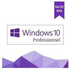 INSTANT WINDOWS 10 PROFESSIONAL PRO ACTIVATION KEY FAST DELIVERY 32 64 BITS