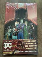 DC Batman 89 Walmart Four Pack 1st Appearance of Punchline DC Comics Exclusive