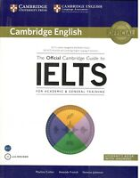 PACCHETTO 4 LIBRI PREPARAZIONE ESAME IELTS ACADEMIC GENERAL CAMBRIDGE BRITISH