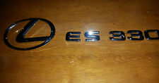 2004 LEXUS ES330 TRUNK EMBLEMS~ L@@K~CLEARANCE