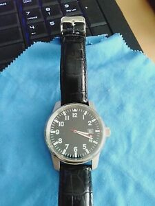 Mens Unbranded Automatic Watch - Military Style Bold Markings