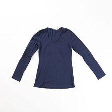 Street One Damenblusen,-Tops & -Shirts mit Rundhals und Baumwollmischung