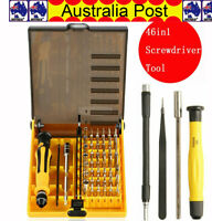 46IN1 Precision Screwdriver Set Tool Kit Repair Torx Screw Driver Phone Tablet