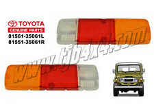 Transparent de feu Arriere D et G, Toyota BJ40 BJ42 BJ43 BJ45 BJ46