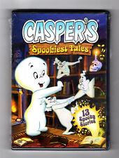 Casper - Casper's Spookiest Tales (DVD) 13 Stories NEW!