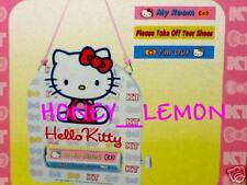 SANRIO HELLO KITTY  BEDROOM MESSAGE BOARD w/3 message