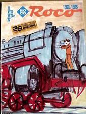 Catalogo ROCO 1982-83 scala 0 - H0 - N - DEU - Tr.13