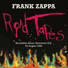 Road Tapes Venue #1 0824302012222 by Frank Zappa CD