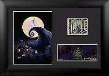"JACK SKELLINGTON Nightmare Before Christmas MOVIE PHOTO & FILM CELL 5"" x 7"" New"