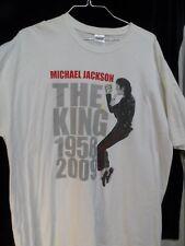 Michael Jackson The King 1958-2009 2Xl Gildan T-Shirt
