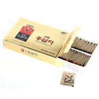 Korean RedGinseng AntiStress Immunity Fatigue ExtractTea 3g100bags Kfood Healthy