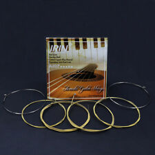 Guitar Strings Replacement Full Set 6pcs(.011-.052) Steel Core Copper Alloy FO