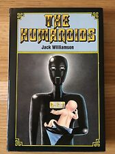 THE HUMANOIDS by Jack Williamson (1980) Nelson Doubleday HC Book