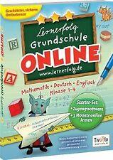Lernerfolg Grundschule Online von Tivola Publishing ... | Software | Zustand neu