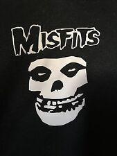 Iron Fist Misfits Fiend Skull Jacket Sweatshirt Pullover Hoodie Child SZ Large