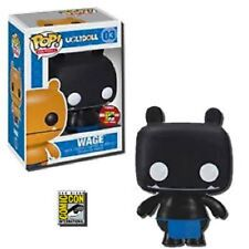 FUNKO POP UGLYDOLL #03 WAGE (BLACK) SDCC 2012 EXCLUSIVE~VINYL FIGURE~FAST POST🎀
