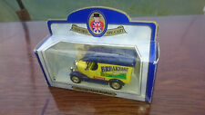 Oxford Diecast 1900s Vintage Model T Ford (?) Delivery Van 1.76 Scale Model