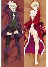 BL Anime Black Butler II Alois Trancy Dakimakura Hugging Body Pillow Case Cover