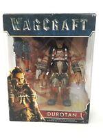 "Warcraft The Movie - DUROTAN 6"" Action Figure - Jakks Legendary - Orc"