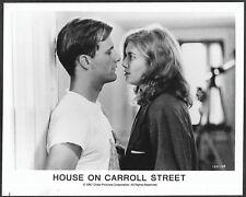 ~ Jeff Daniels LOT 2 Original 1987 Photos House on Carroll Street Kelly McGillis