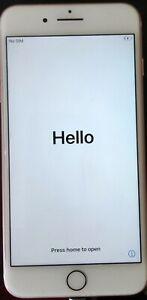 Apple iPhone 7 Plus 32GB NNR42LL/A Gold Sprint Network + Otterbox No SIM