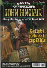 JOHN SINCLAIR ROMAN Nr. 2065 - Blutgericht der Pantherfrauen - Ian Rolf Hill NEU