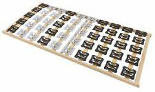 5 Zonen Tellerlattenrost Lattenrost mit Federleisten und Teller-Elementen