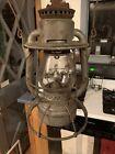 Rare Vintage Dietz Vesta B&M RR High Hat Lantern With Original Etched Globe