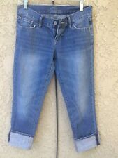Old Navy Jeans ankle length The Diva Cropped  Size 2