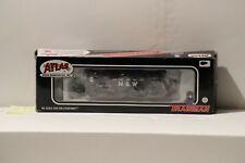 Atlas #20 001 504 TM 2-Bay Offset Hopper Flat End Norfolk & Western #180733