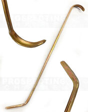 """Gold Prospecting Mining Spoon Crevice Pick Picking Tool 10.5"""" or 12.25"""" or 16.5"""""""