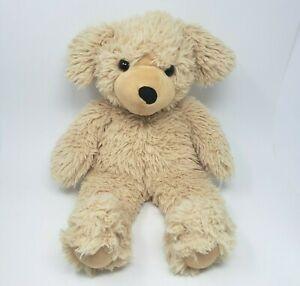 "20"" VERMONT TEDDY BEAR BROWN / TAN PUPPY DOG STUFFED ANIMAL PLUSH TOY SOFT LOVEY"