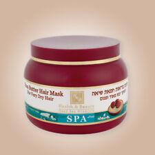Shea Butter Hair Mask Health Treatment H&B Dead Sea Minerals 250ml - 8.4fl. oz