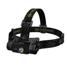Nitecore HC60 - 1000 Lumen Rechargeable Head torch with Battery(Cool White)