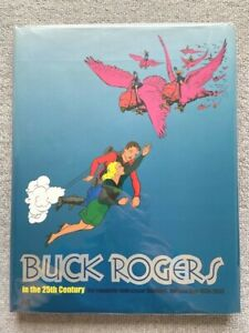 BUCK ROGERS IN THE 25th CENTURY COMPLETE NEWSPAPER SUNDAYS VOL 1 1930-1933 HC NM