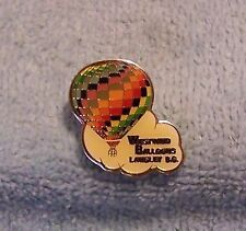 WESTWIND BALLOONS LANGLEY B.C. BALLOON PIN