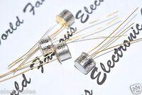 1PCS - 2N5663 Gold-Pin TRANSISTOR - Genuine NOS