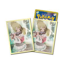 Pokemon TCG - Lillie with a Poke-Flute Card Sleeves (64 sleeves per pack)