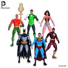 ALEX ROSS JUSTICE LEAGUE 6 pack Batman Superman Wonder Woman DC Action Figure