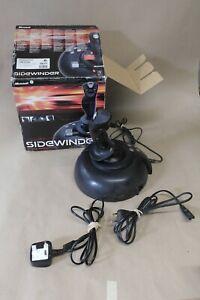 Microsoft SideWinder Force Feedback 2  USB Joystick simulator X05-63776 BOXED
