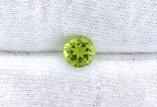 ONE 6mm Brilliant Round Peridot Natural San Carlos Arizona AAA Gemstone Gem