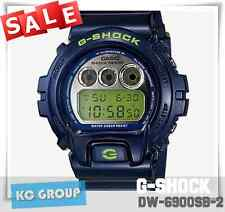 G-SHOCK BRAND NEW WITH TAG DW-6900SB-2 BLUE COLOR Digital Resin Band 200M WATCH