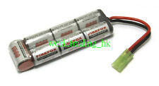 FIREFOX 8.4V 1500mAh Ni-MH Rechargeable Battery (Mini Type) with Small Plug AEG