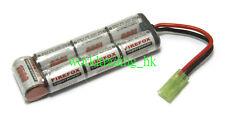 FIREFOX 8.4V 1500mAh Ni-MH Rechargeable Battery (Mini Type) with Small Plug AEG