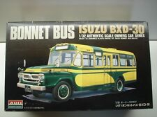 "ARII 1:32 Scale Owners Series Isuzu BXD-30 ""Bonnet Bus"" Model Kit - New - Rare"