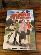 New listing Saving Silverman (Dvd, 2001, R-Rated Version Includes Extra Footage)