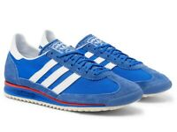 NEW MEN'S ADIDAS ORIGINALS SL 72 RETRO RUNNING SHOES #EG6849 Size US 6.5, UK 6